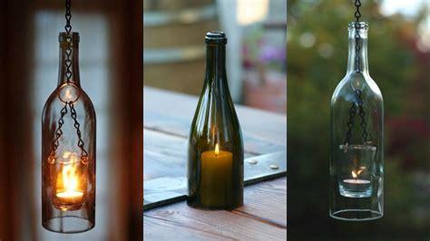 botellas de vino decoracion decorablog revista de decoraci 243 n
