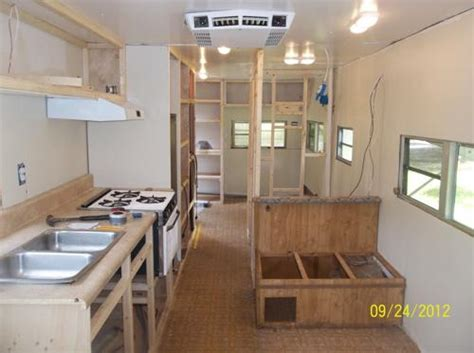 Average Cost Of New Kitchen Cabinets travel trailer remodel 1985 fleetwood resort