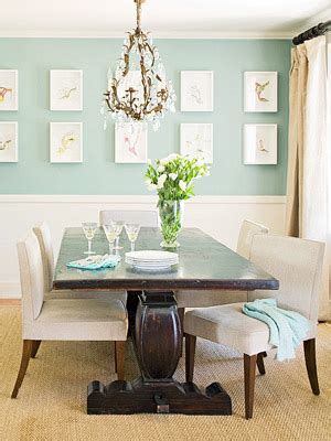 Aqua Dining Room by Simple Chic Southern Inspiration Aqua Dining Room