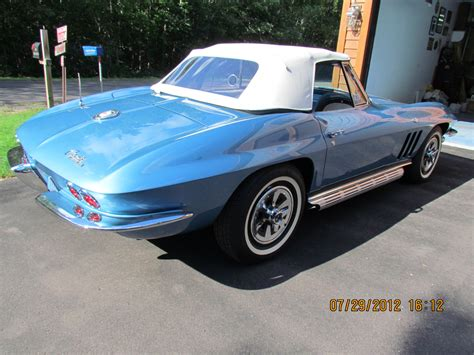 1965 corvette convertible 1965 chevrolet corvette pictures cargurus