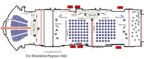 marriage hall floor plan weddings private functions durban icc events and