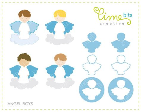 angel babies clip art baby angel clipart cliparts co