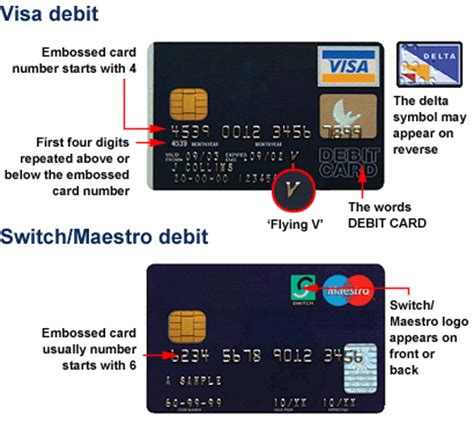 Mastercard Debit Gift Card Pin Number - debit cards and credit cards what s the difference heena modi