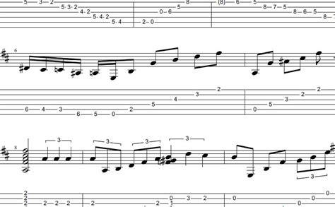 anema e testo anema e spartito arrangiamento per chitarra