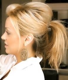directions for easy updos for medium hair 20 ponytail hairstyles discover latest ponytail ideas now