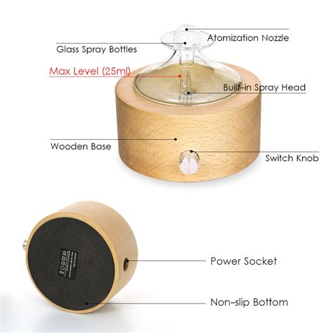mist aromatherapy quiet powerful essential oil diffusers
