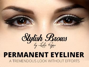 tattoo eyeliner miami permanent eyeliner studio miami stylish brows