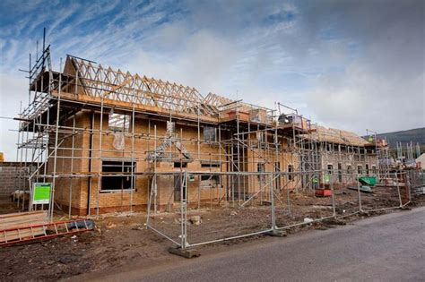 build on site homes plans for 450 new homes in new housing projects across
