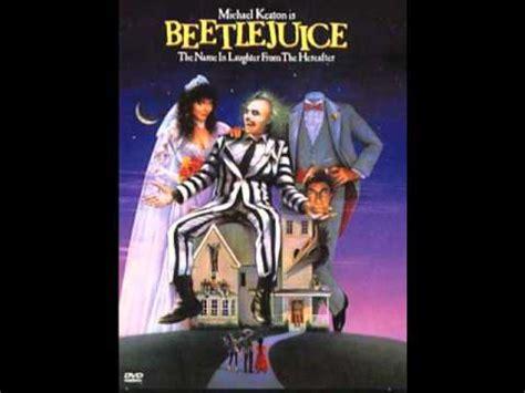 danny elfman credits danny elfman end credits 19 beetlejuice soundtrack
