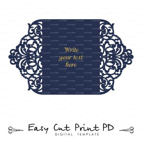 Wedding Invitation Card Template Ai by Wedding Invitation Stationery Pattern Card Templates
