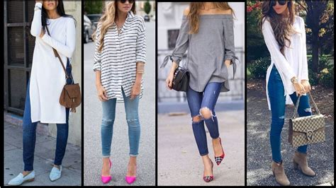 are you in search of latest fashion trends fashion style latest beautiful jeans and shirts trends stylish