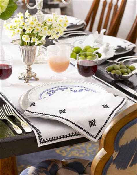 Amen Wardy table setting for spring brunch spring table settings