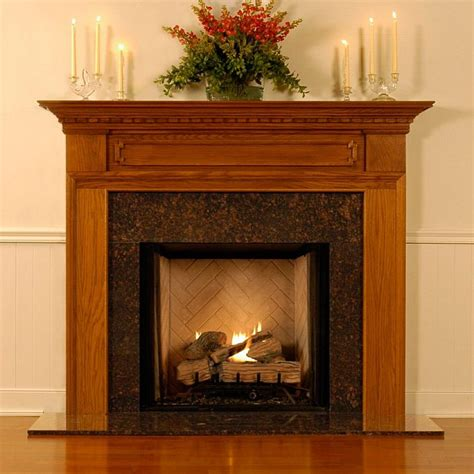 L Mantle by Fireplace Mantel Designs Keeping The Space Warmth With