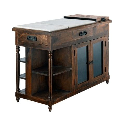 rustic kitchen islands and carts 1000 images about kitchen trolley carts kitchen islands
