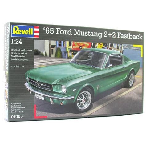 65 mustang kit car revell 1 24 1965 ford mustang 2 2 fastback model car kit