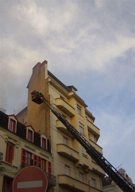 Bessay Sur Allier Vichy by Incendie Dans Les Cuisines Du Restaurant Flunch De Vichy Sdis 03