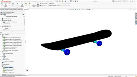 solidworks simulation 2018 black book colored books solidworks simulation combining simulations results with