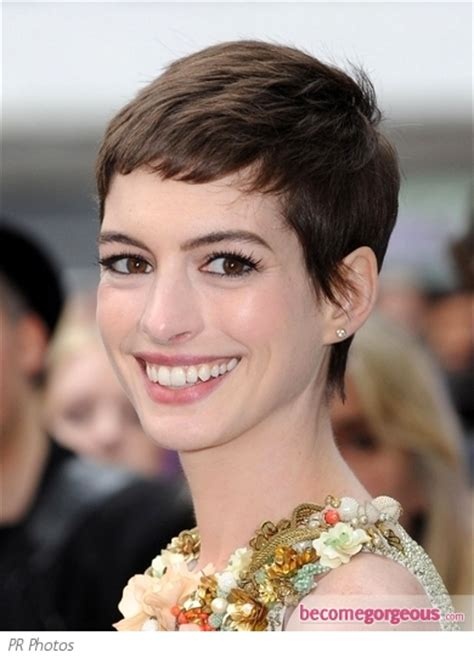become gorgeous pixie haircuts become gorgeous pixie haircuts pictures anne hathaway