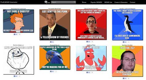 top    meme generator websites
