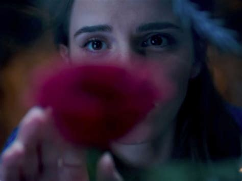 emma watson voice beauty and the beast the first trailer for emma watson in the beauty and the