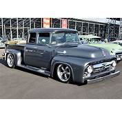 Extended 1956 Ford F100