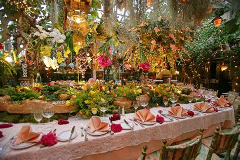 Japan Flower Tunnel by Curious Places Flower Restaurant Mas Proven 231 Al 200 Ze France
