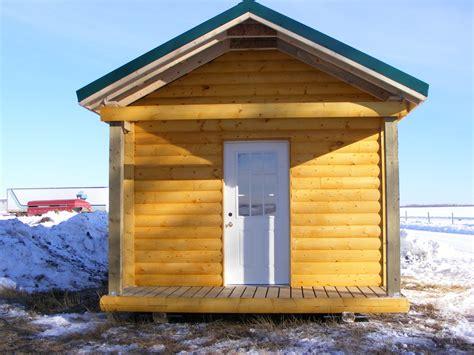 Log Cabin Storage Shed by Cabins Northern Storage Sheds Fort St