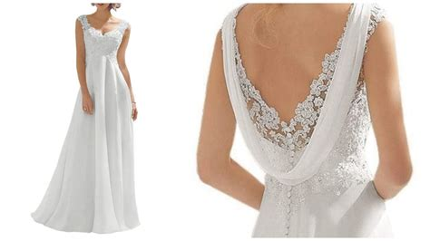 Drape Front Skirt Top 50 Best Cheap Wedding Dresses Compare Buy Amp Save
