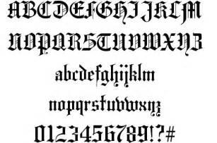 Urban Style Font - hansa gotisch schriftart zum kostenlosen download