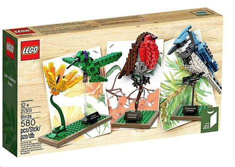 Set Avian Chenel lego lover poulsom s birds fly the shelves and lead him to marriage daily mail