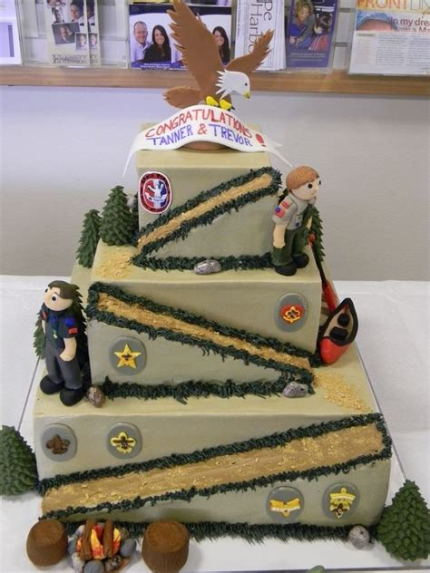 Eagle Scout Cake Decorations by Eagle Scout Decorations Cake Ideas And Designs