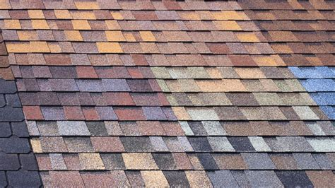 ultimate guide  selecting roof shingles colors