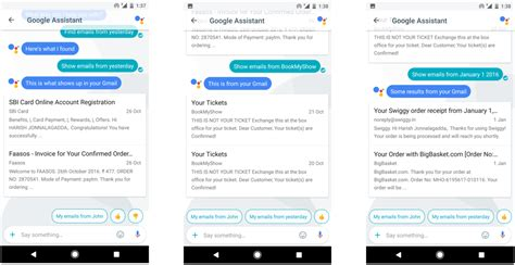 Search My Emails Assistant In Allo Everything You Need To Android Central
