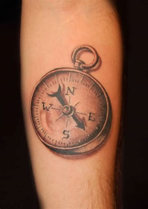 small compass tattoo design wonderful small compass design tattooshunter