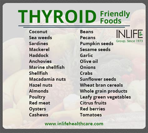 printable diet plan for hypothyroidism thyroid health diet know what to eat and what not to eat