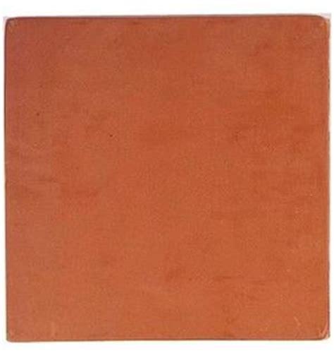 peinture tuile terre cuite carrelage sols pav 233 23 x 23 naturelle et artisanale