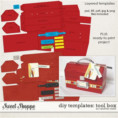 Tools For Papercraft - sweet shoppe designs your memories sweeter