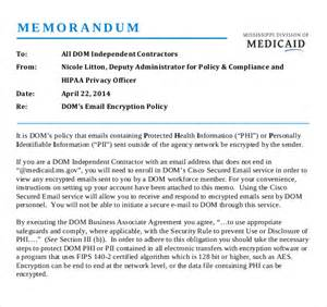 company email policy template 11 email memo templates free sle exle format