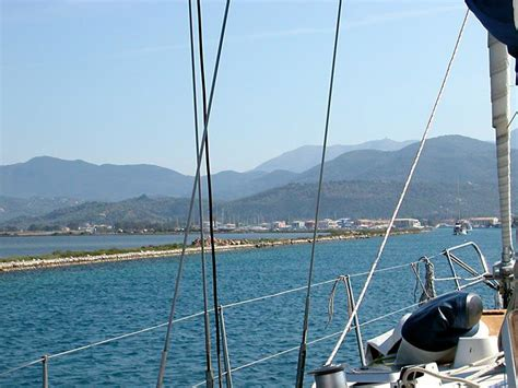 sailing preveza greece preveza yacht charters lefkas canal