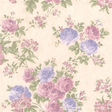 pastel flower pattern wallpaper 989 64842 pastel floral trail ivana mirage wallpaper