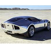 Ford Shelby GR1 Concept Picture  08 Of 43 Rear Angle MY