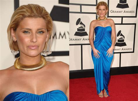 Grammy Awards Trend Alert The Moody Blues by Nelly Furtado Popsugar Page 2