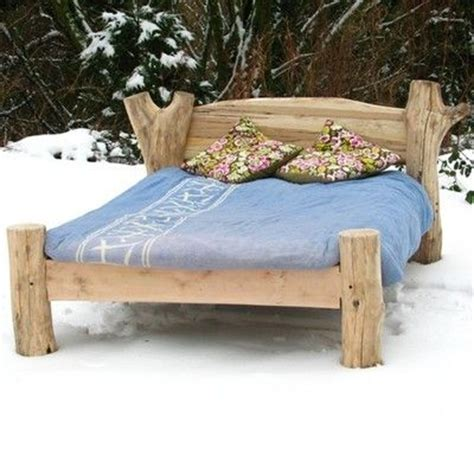 driftwood bed handmade driftwood bed frame furniture uk double size