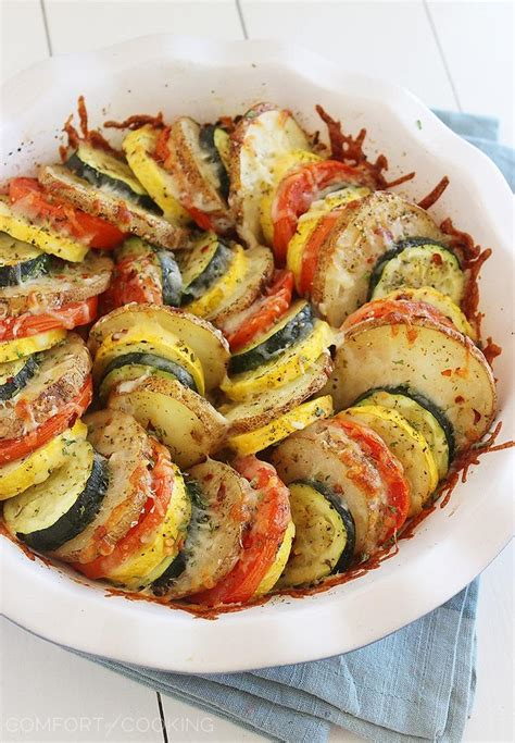 10 vegetable recipes that make them taste heavenly