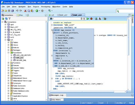 Oracle Sql Developer what is sql developer