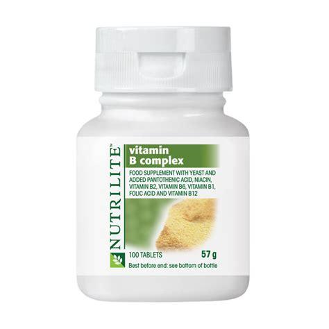 Vitamin B Complex Amway Nutrilite Vitamin B Complex Amway