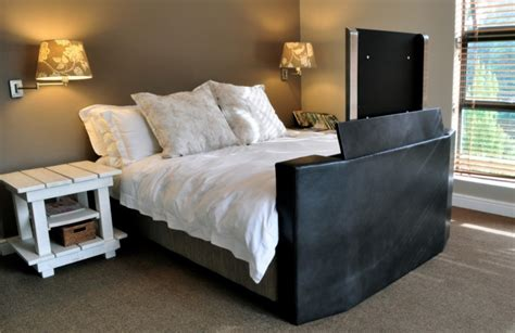 the foot of the bed foot of the bed tv lift furniture tv lifts