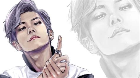 Kpop Drawing by Kpop Fan Www Pixshark Images Galleries With A