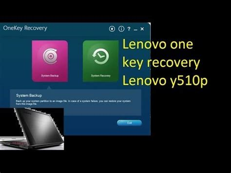 reset bios lenovo b590 tutorial how to create onekey rescue partition fix o