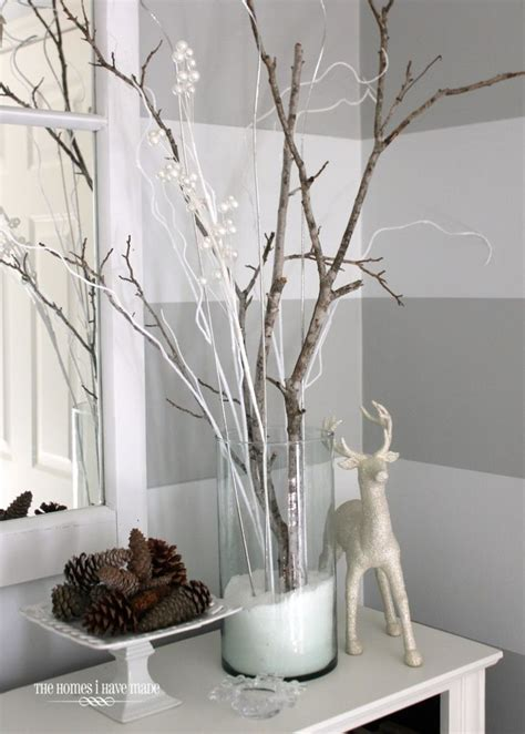 Floor Vase With Branches by White Branches For The Floor Vases Modern Wedding